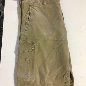 American Eagle Outfitters Pants - Men's American Eagle Cargo Pants